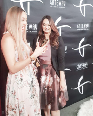 South African Bloggers Ria Algoo & Sarah Langa at the Gateway Fashion Preview 2018