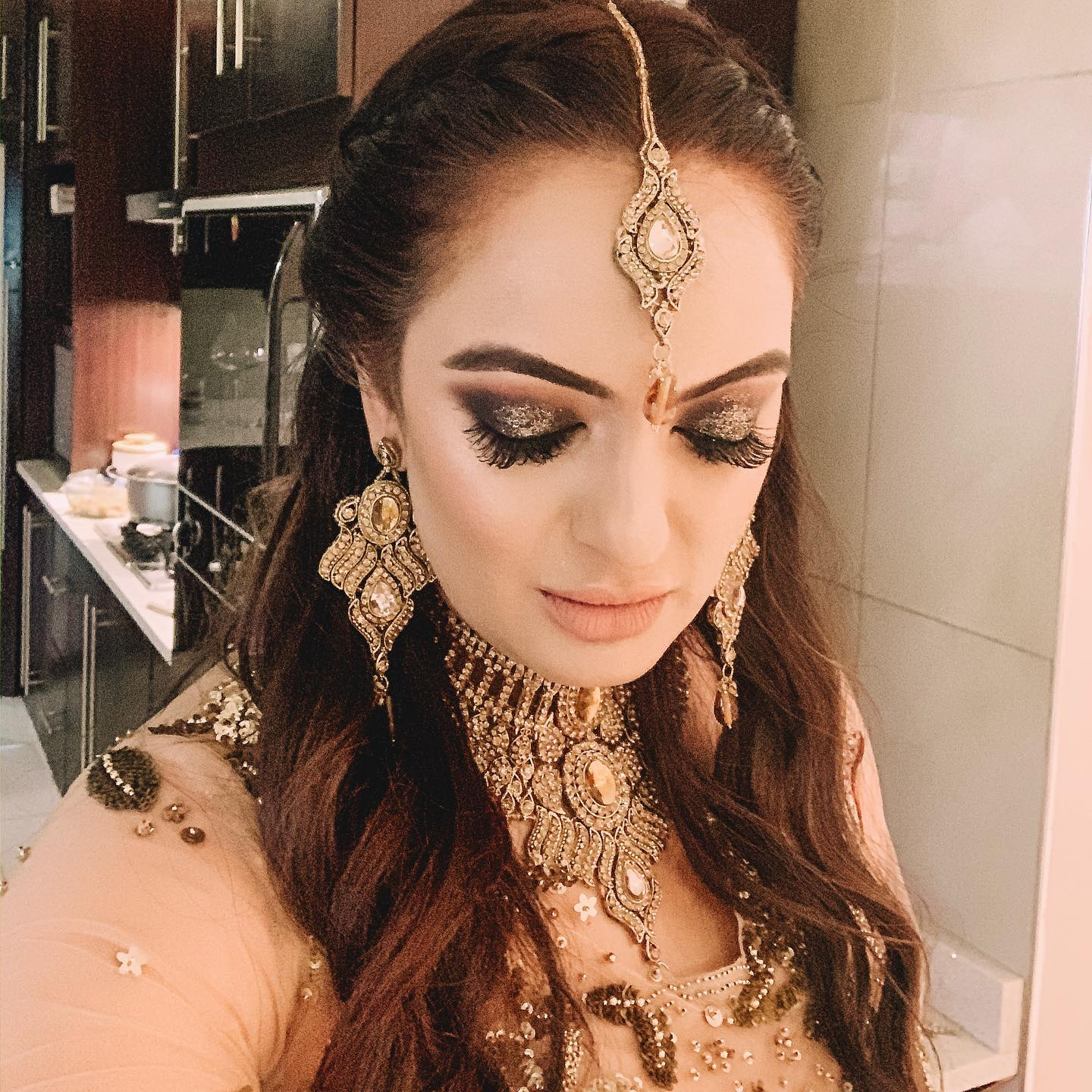 Tu Aise Zor Se Naachi Aaj -  Ke Ghungroo Toot Gaye ... ️ . . . Subjected to my selfies until we get to see the professional pictures by @elanaschilz