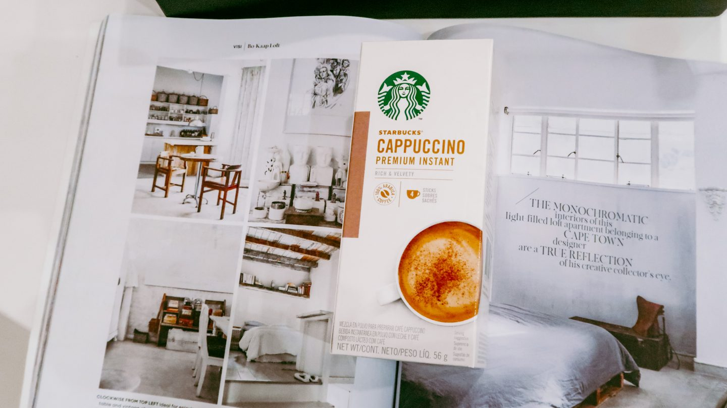 New Launch – Starbucks At Home